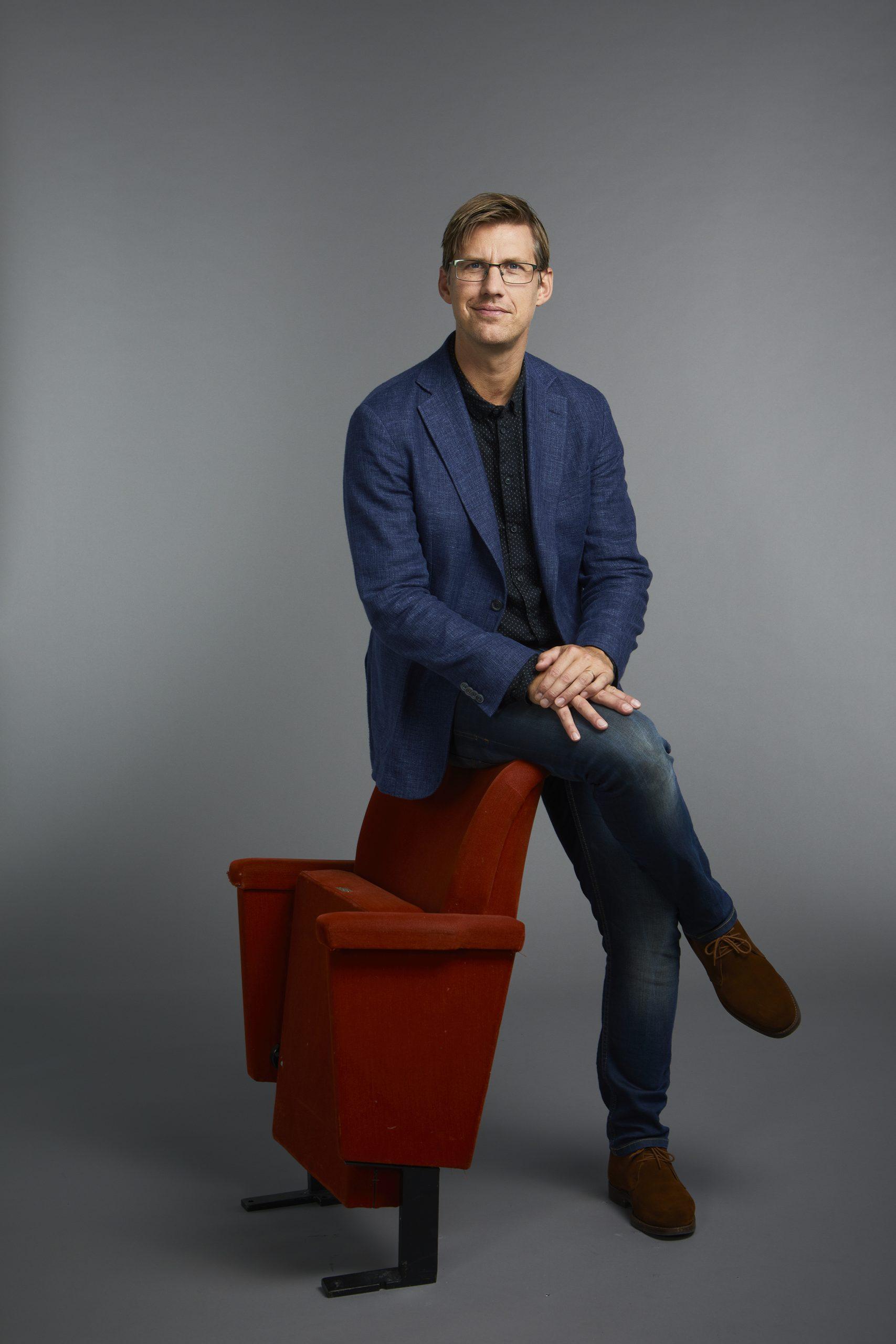 Andreas Lindahl, Photo: Anna Hult